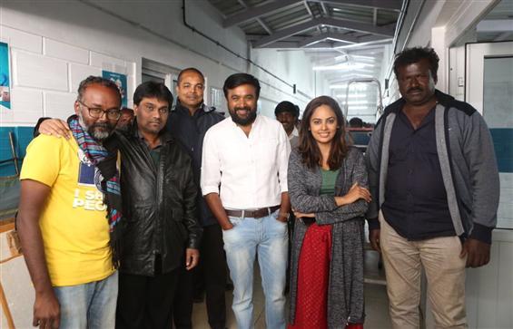 Sasikumar completes Asuravadham without much ado