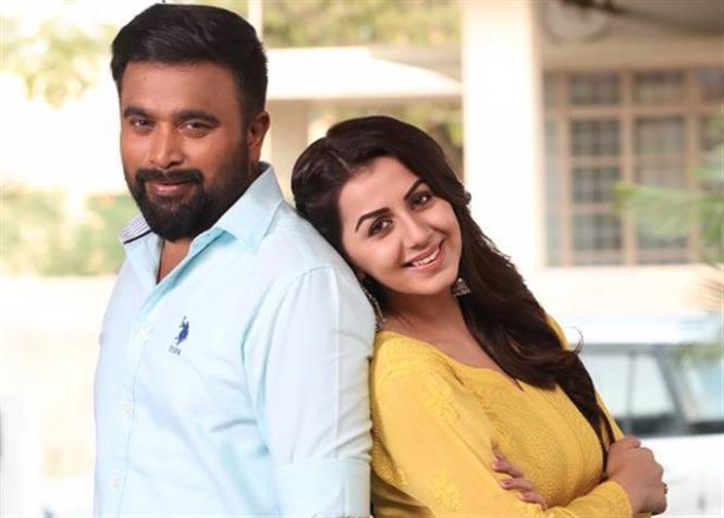 Sasikumar, Nikki Galrani Film titled Rajavamsam!