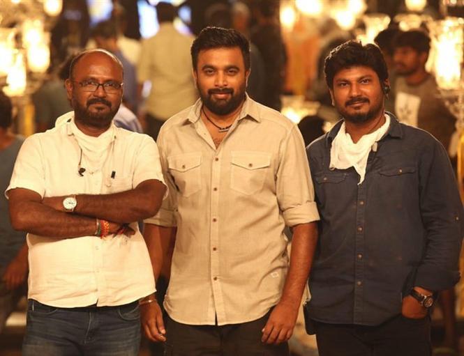 Sasikumar's Na Na shoot goes on full swing in Hyderabad