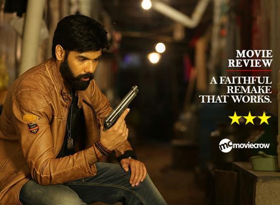 Sathya Review - Faithful remake