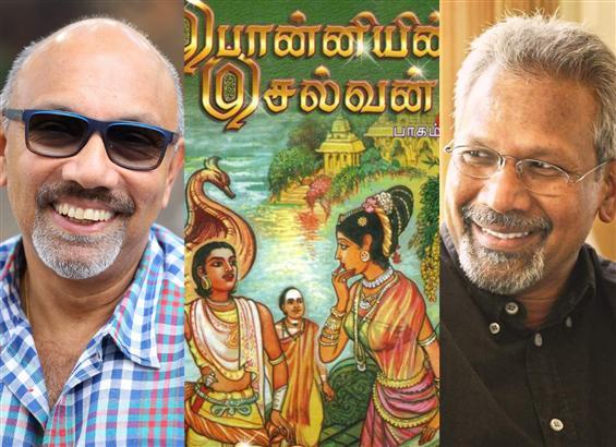 Sathyaraj in Mani Ratnam's Ponniyin Selvan!