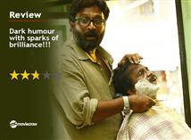 Savarakathi Review - Dark humour with sparks of brilliance! Image