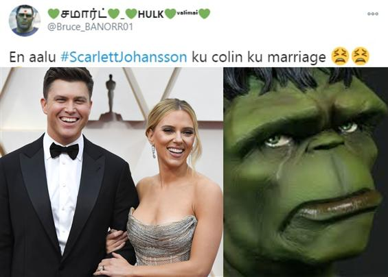 Scarlett Johansson gets secretly married! Indians ...