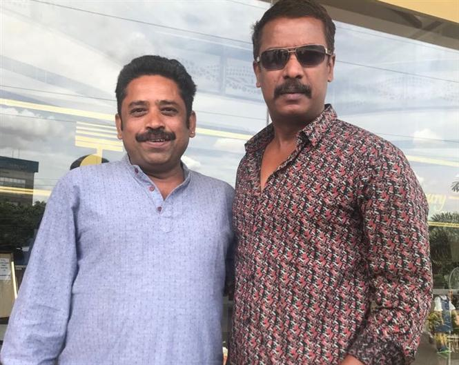 Seenu Ramasamy & Samuthirakani team up for a film!