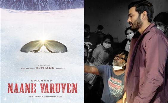 Selvaraghavan, Dhanush's Naane Varuven to begin sh...