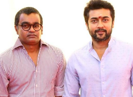 Selvaraghavan wants to work with Suriya once again