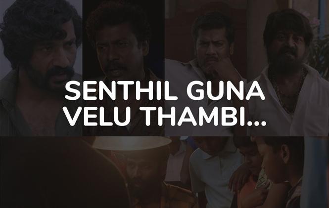 Senthil, Guna, Velu, Thambi - Vada Chennai Dialogue Meme is the latest Sensation!