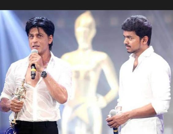 Shahrukh Khan to play villain in Thalapathy 63?