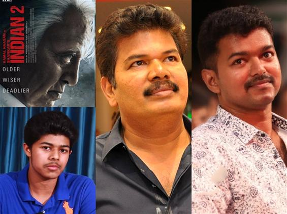 Shankar to work on this project instead of Indian 2?
