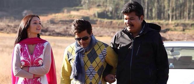 Shankar Vikram Ai New stills