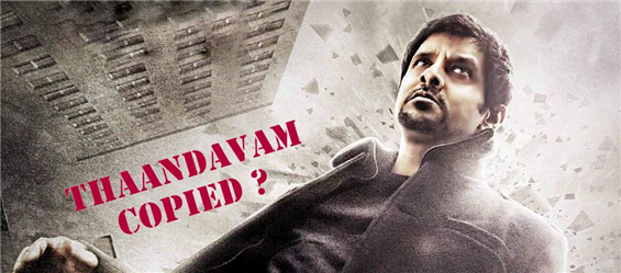 Shocking Details - Is Thandavam Script Stolen?