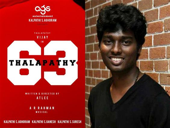Shocking: Thalapathy 63 artiste files police compl...
