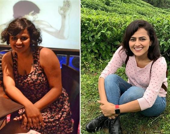 Shraddha Srinath's reason for Loosing Weight is Qu...
