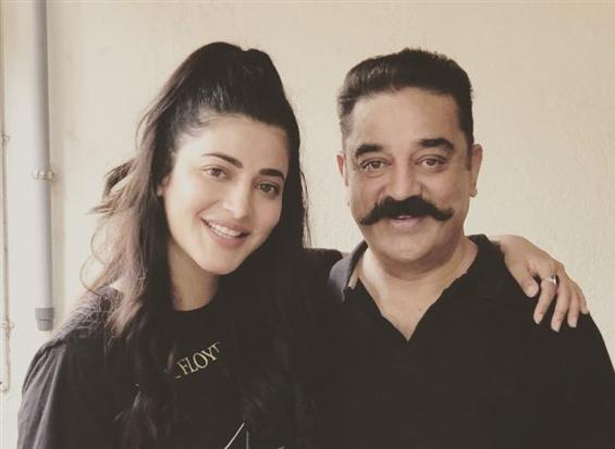 Shruthi Haasan reveals her, Kamal Haasan's take on...