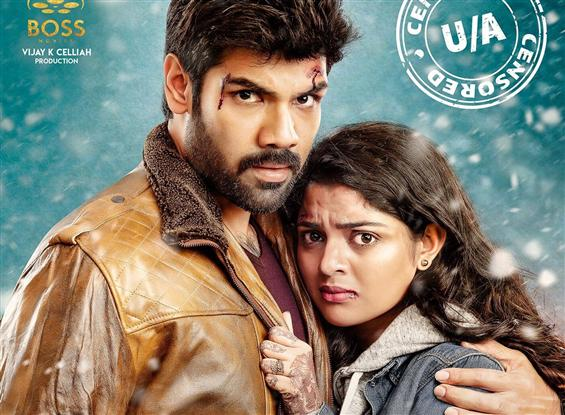 Sibi Sathyaraj's Ranga gets censored, gears up for...