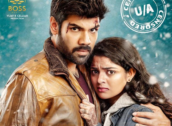 Sibi Sathyaraj's Ranga gets censored, gears up for February release