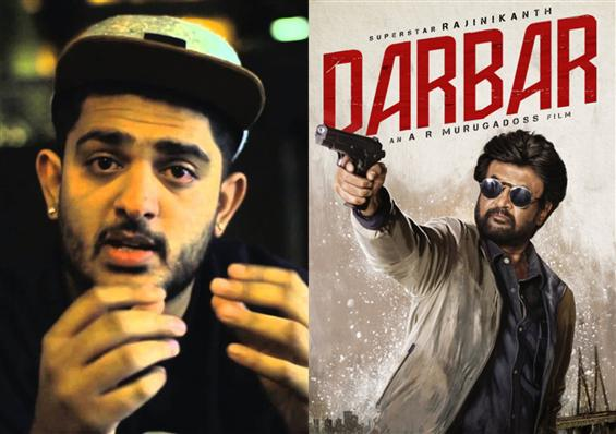 Sid Sriram denies singing Darbar song!
