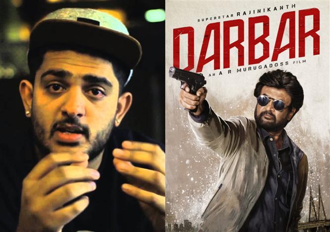 Sid Sriram denies singing Darbar song!