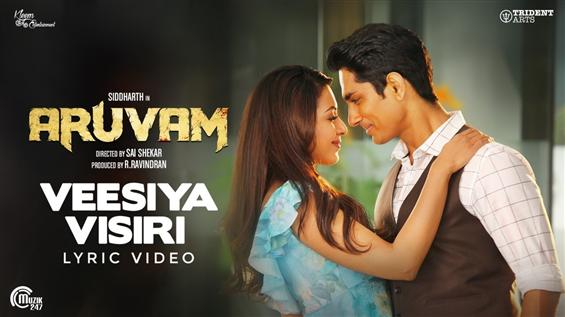 Siddharth's Aruvam has a new song release feat. Yuvan's vocals!