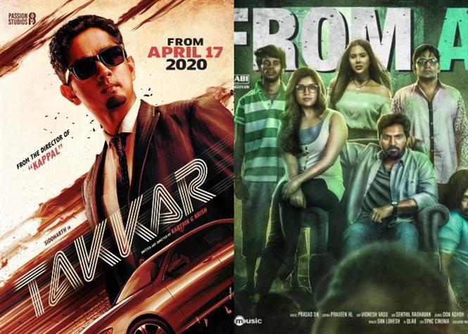 Siddharth's Takkar to clash with Vaibhav's Katteri at the Box Office