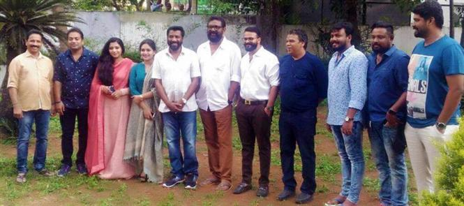 Siddique and Jayasurya's Movie Starts Rolling Today