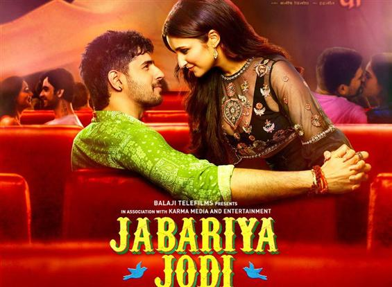 Sidharth Malhotra, Parineeti Chopra starrer Jabariya Jodi Trailer
