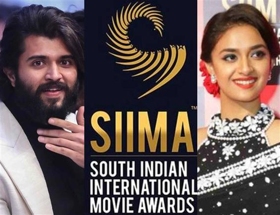 SIIMA Awards 2019 - Complete List of winners from ...