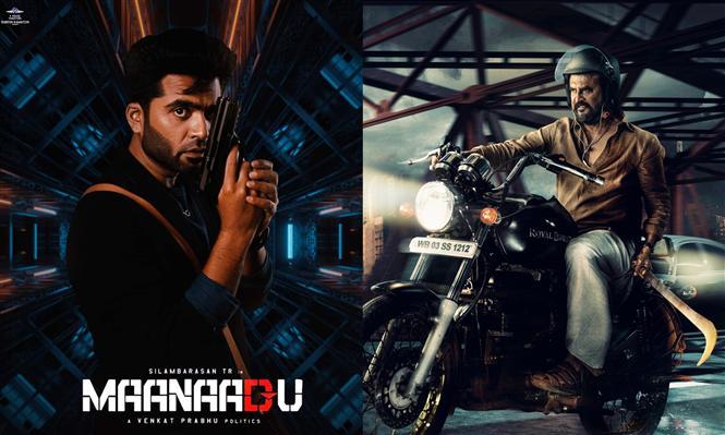 Silambarasan TR's Maanadu gears up for Diwali clash with Annaatthe!