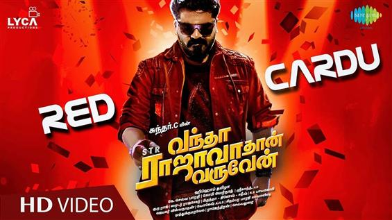 Simbu takes a major dig with Vandha Rajavaathan Va...