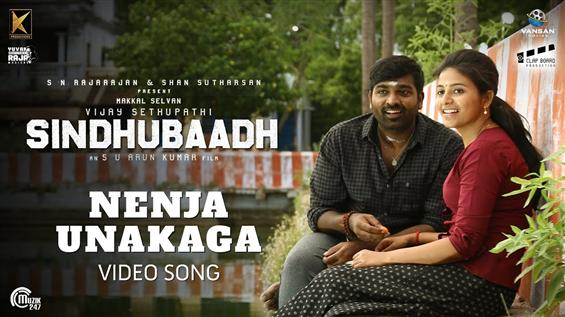 Sindhubaadh: Nenja Unakaga Video Song Out Now!