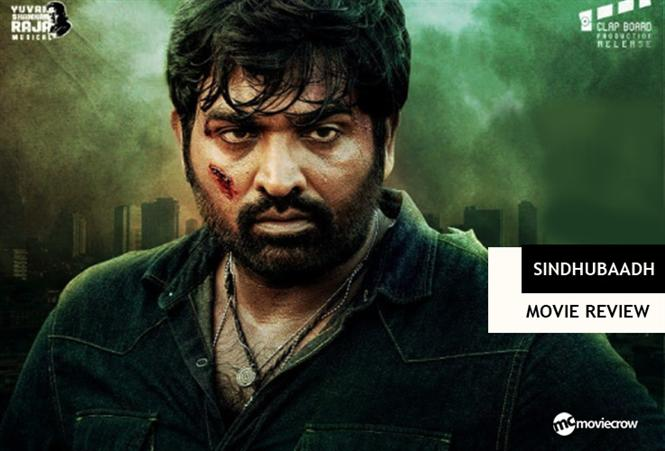 Sindhubaadh Review - This actioner ought to have been way more fun!