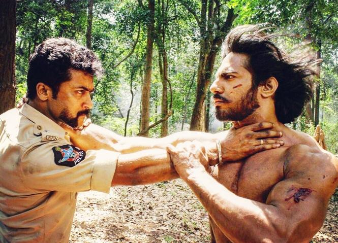 Singam 3 villain turns hero for Hindi remake!