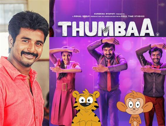 Sivakarthikeyan croons for Humpty Dumpty from Thumbaa! Video Song Out Now!