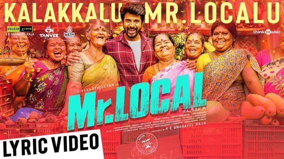 Sivakarthikeyan croons for Kalakkalu Mr. Localu