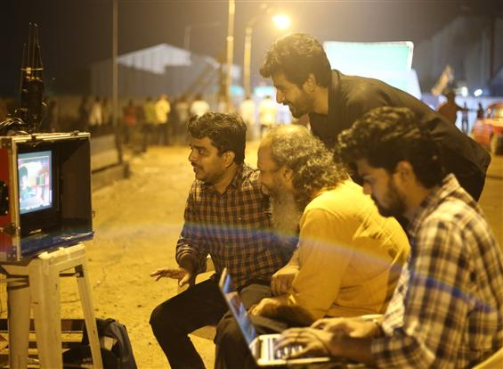Sivakarthikeyan finally resumes shooting for long-...