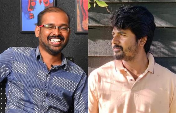 Sivakarthikeyan in director Ramkumar's Vaal Natcha...