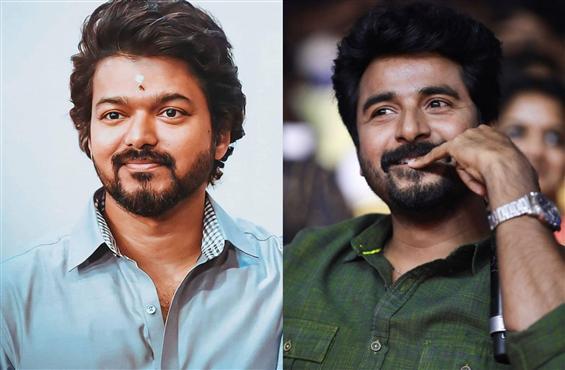 Sivakarthikeyan to pen lyrics for Vijay's Beast!
