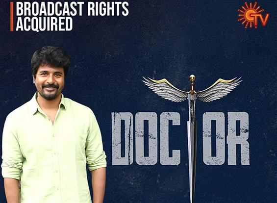 Sivakarthikeyan's Doctor satellite rights sold