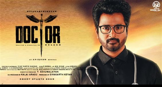 Sivakarthikeyan's Doctor sets new release date in May!