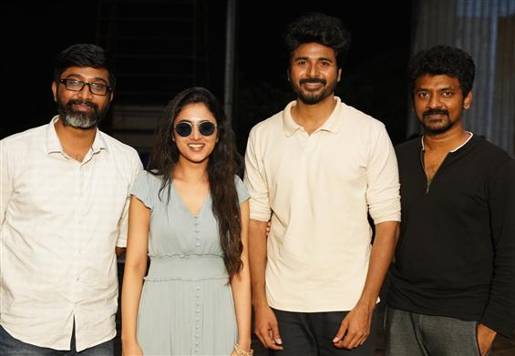 Sivakarthikeyan's Doctor wrapped up!