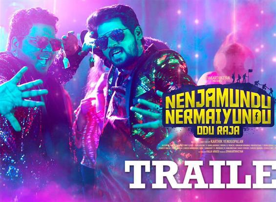 Sivakarthikeyan's Nenjamundu Nermaiyundu Odu Raja Trailer ft. Rio Raj, RJ Vigneshkanth