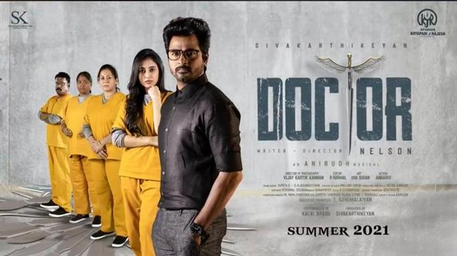 Sivarkathikeyan's Doctor OTT rights with Prime?