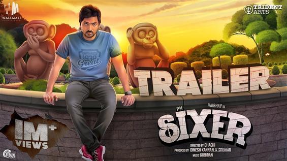 Sixer Trailer feat. Vaibhav