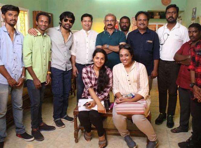 SJ Suryah - Radha Mohan's film goes on floors