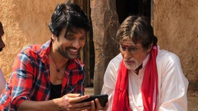 SJ Suryah's official statement on issues between Amitabh Bachchan & Uyarndha Manithan's producer!