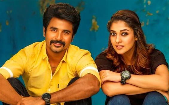 SK13: Nayanthara begins shooting for her film with Sivakarthikeyan