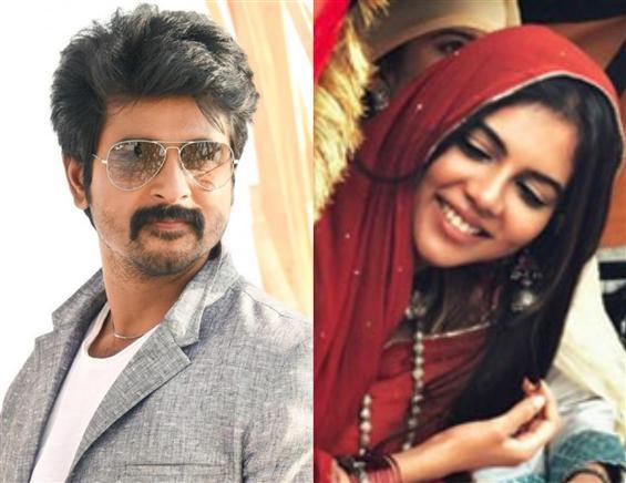SK15: Kalyani Priyan for Sivakarthikeyan?