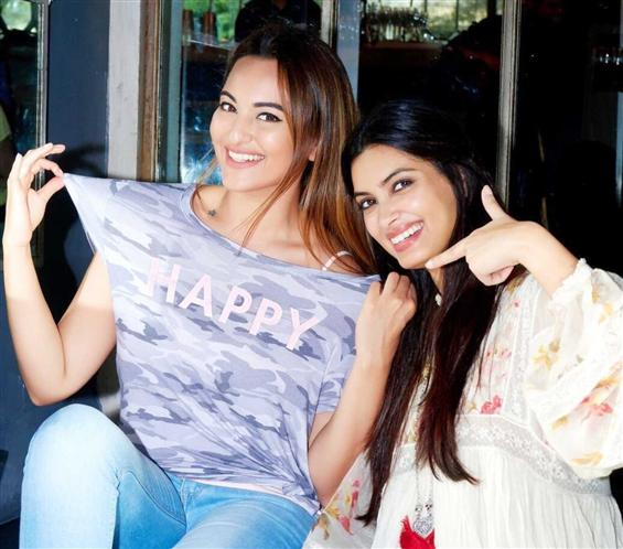 Sonakshi Sinha, Diana Penty starrer Happy Phirr Bh...