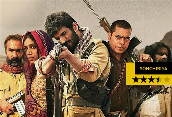 Sonchiriya Review - Soceital, Cinematic and a Supr...