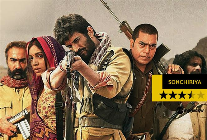 Sonchiriya Review - Soceital, Cinematic and a Supremely Crafted Slowburning Chase Action